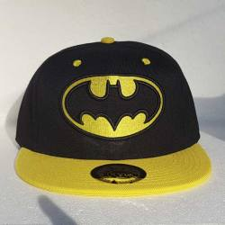 Batman Gorra Logo Bordada