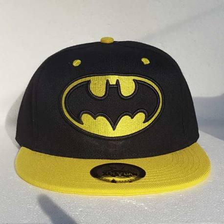 Batman Gorra Logo Bordada