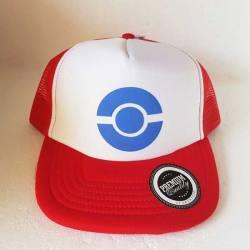 Gorra Pokemon Ash Ketchum