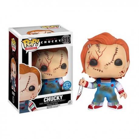 Figura Funko Pop Bride of Chucky - Exclusiva