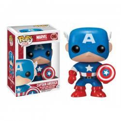 Figura Funko Pop Capitán América (06)