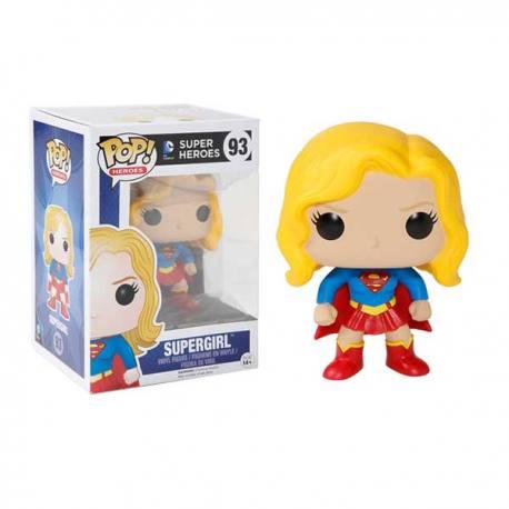 Funko Pop Dc Superheroes Supergirl (93)