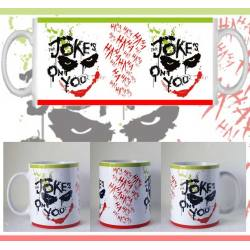 Taza Batman Joker Hahaha
