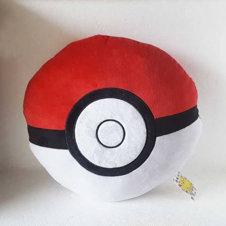 Pokemon Cojín Pokeball