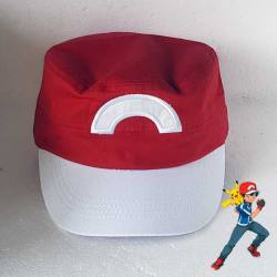 Gorra Ash Ketchum Pokemon X e Y