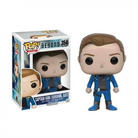 Figura Funko Pop Stark Trek Beyond - Capitán Kirk