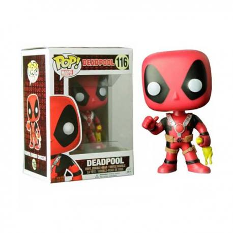 Figura Funko Pop Deadpool - 116