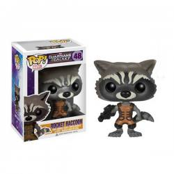 Funko Pop Rocket Raccoon - Guardianes de la Galaxia