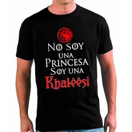 Camiseta Juego de Tronos soy una khaleesi