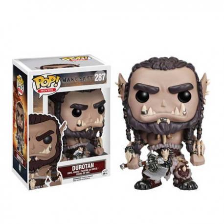 Figura Funko Pop Warcraft Durotan