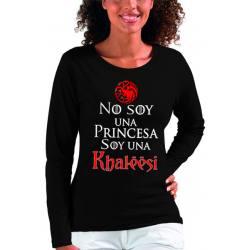Camiseta de mujer Juego de Tronos soy una khaleesi