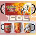 Taza Pokemon Sol