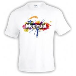 Camiseta divertida Mesigual