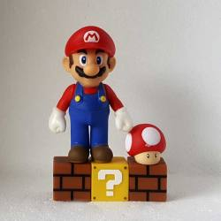 Set Figuras Super Mario Bros