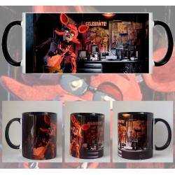 Taza Five Nights at Freddy's - Foxy