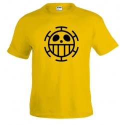 Camiseta One Piece - Trafalgar flag