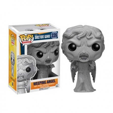 Figura Funko Pop Doctor Who Angel Llorón