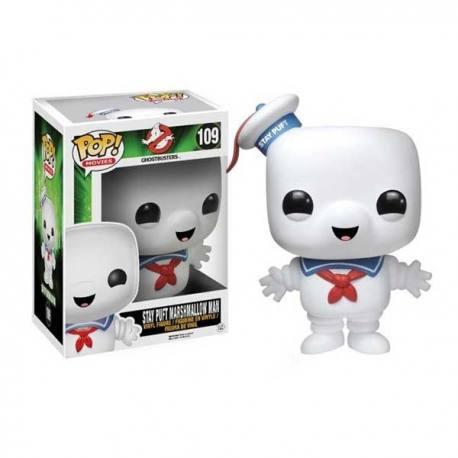 Figura Funko Pop Cazafantasmas Marshmallow