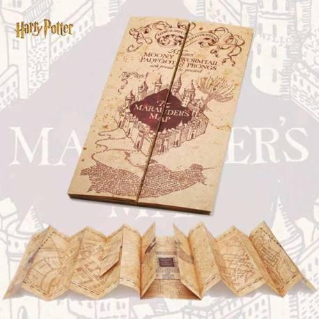 Mapa Merodeador Harry Potter