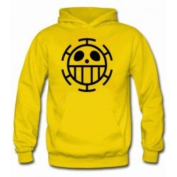 Sudadera One Piece - Trafalgar flag