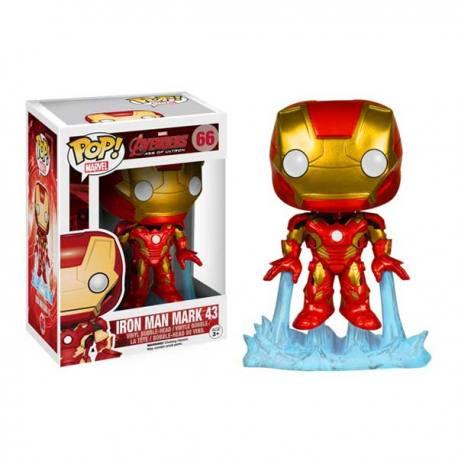 Figura Funko Pop Iron Man - Avengers Age of Ultron
