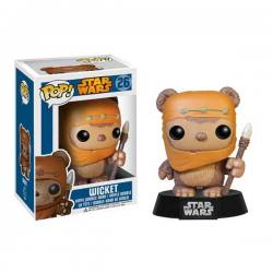 Figura Funko Pop Star Wars Wicket