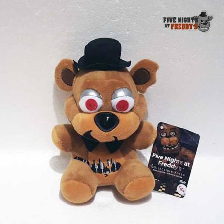 Five Nights at Freddy's - Peluche Freddy- Funko