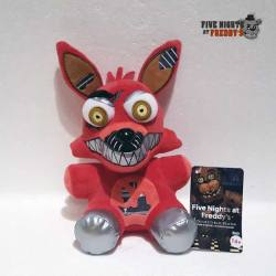 Five Nights at Freddy's - Peluche Foxy - Funko