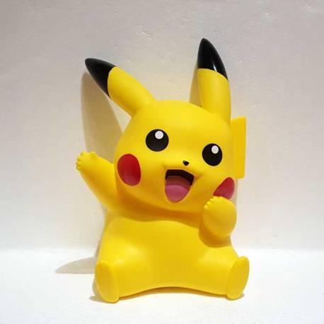 Figura Hucha Pokemon Pikachu