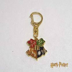 Llavero Harry Potter Escudo Hogwarts