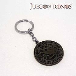 Llavero Juego de Tronos Targaryen