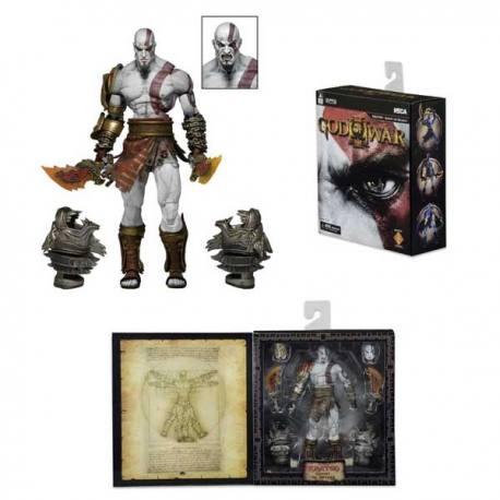 Figura God Of War III Kratos