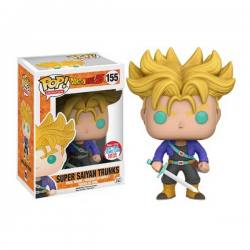 Figura Funko Pop Dragón Ball Super Saiyan Trunks- Exclusiva NYCC