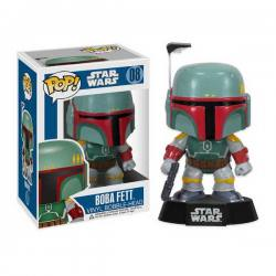 Figura Funko Pop Star Wars Boba Fett