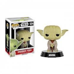 Figura Funko Pop Star Wars Dagobah Yoda