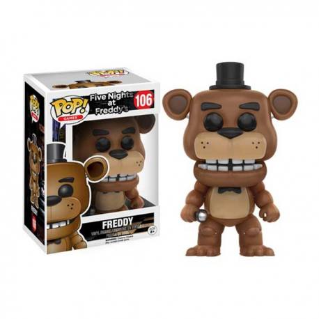 Figura Funko Pop Five Nights at Freddy's Freddy