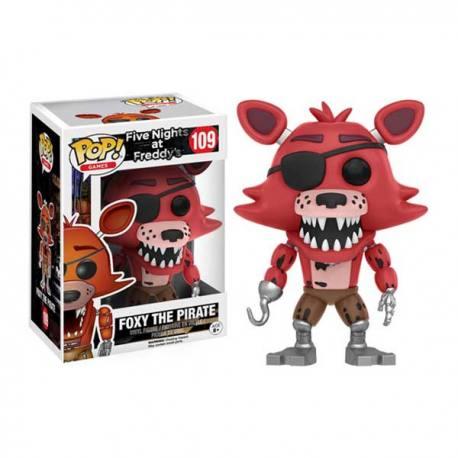 Figura Funko Pop Five Nights at Freddy's Foxy