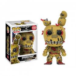 Figura Funko Pop Five Nights at Freddy's Springtrap