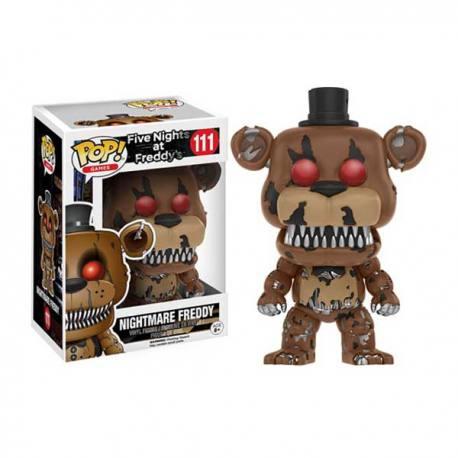 Figura Funko Pop Five Nights at Freddy's Nightmare Freddy