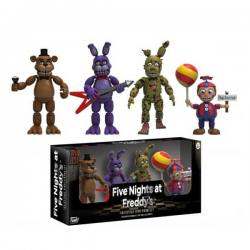 Five Nights at Freddy's - Set 2 de Figuras Funko