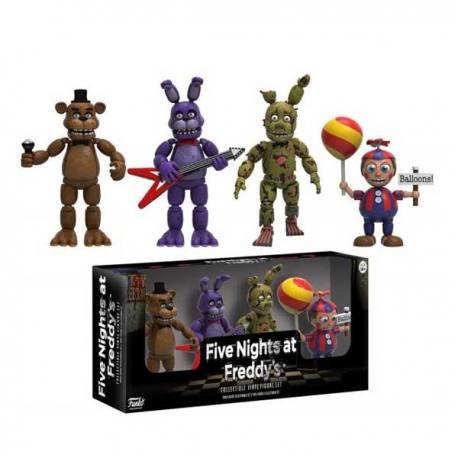 Five Nights at Freddy's - Set 2 de Figuras Funko