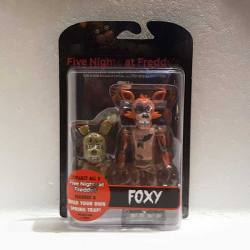 Figura Articulada Five Nights at Freddy's Foxy - Funko