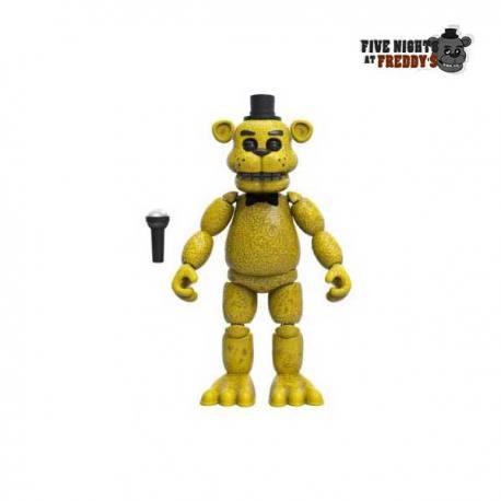 Figura Articulada Five Nights at Freddy's Golden Freddy- Funko