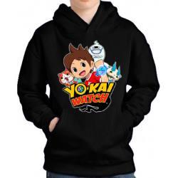 Sudadera Yo-Kai Watch Personajes