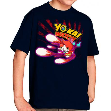 Camiseta Yo-Kai Watch Jibanyan