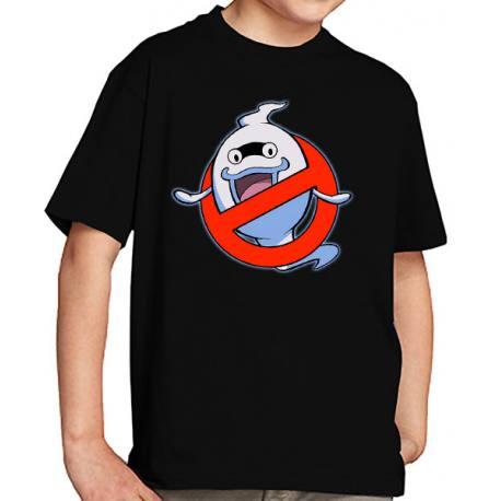Camiseta Yo-Kai Cazafantasmas