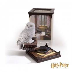 Harry Potter Criaturas Mágicas - Figura Hedwig