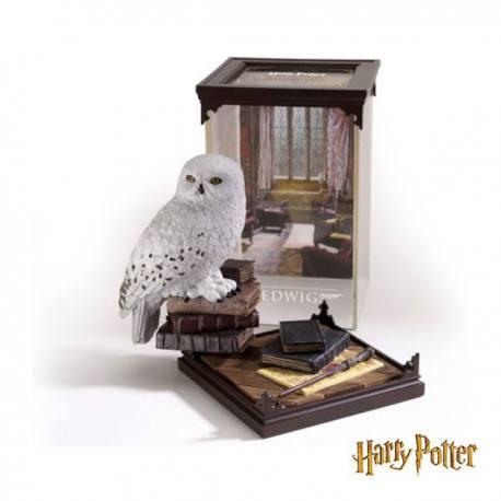Harry Potter Criaturas Mágicas - Figura Hedwig