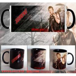 Taza Walking Dead Survive