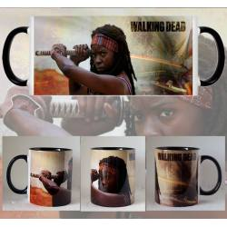 Taza The Walking Dead Michonne